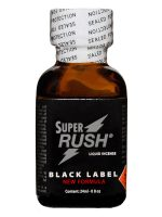Попперс SUPER RUSH BLACK