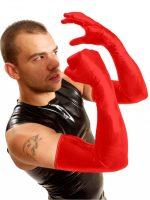 Длинные резиновые перчатки для фистинга