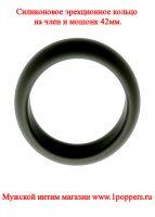 Эрекционное кольцо на член и яйца