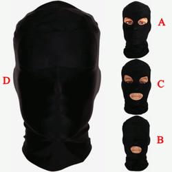 БДСМ маски для ролевых секс игр