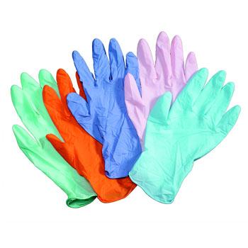 Латексные перчатки для фистинга