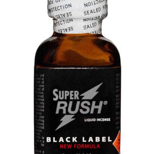 Попперс SUPER RUSH BLACK