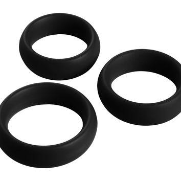 Резиновые эрекционные кольца