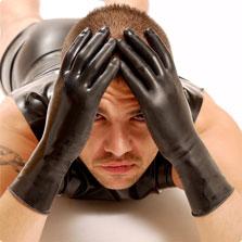 Многоразовые перчатки для фистинга
