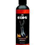Разогревающее массажное масло смазка Eros Warming Massage