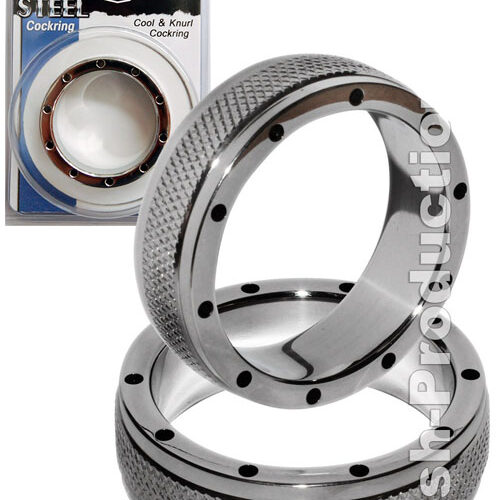 Эрекционное кольцо Cock Ring на член и мошонку