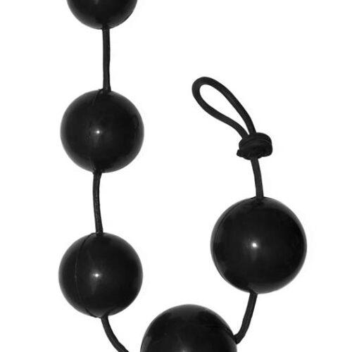Анальные шарики разного диаметра