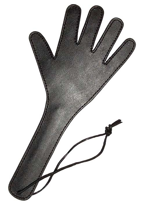 Пэдл шлепалка в форме руки
