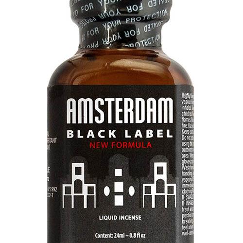 Amsterdam Black