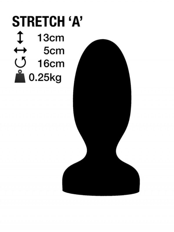 Анальная пробка Стретч A для ануса