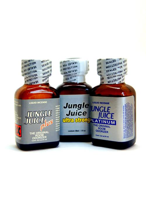 Набор попперсов Jungle Juice