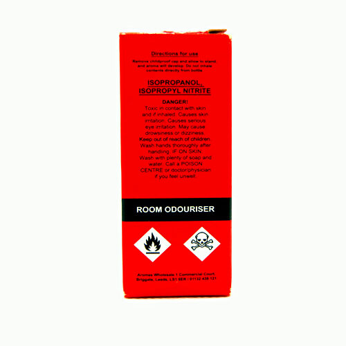 Poppers Xtra Strong Red