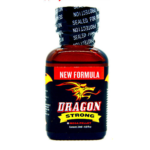 Poppers Dragon Strong 24ml.