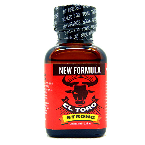 Poppers El Toro Strong