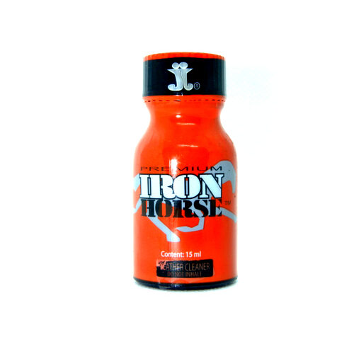 Poppers Iron Horse 15