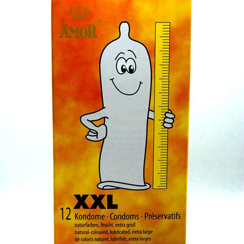 Презервативы XXL