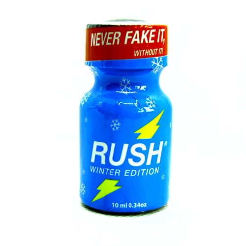 Rush Winter Edition poppers