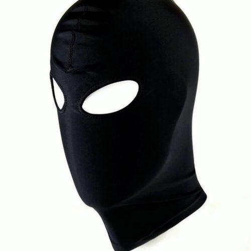 БДСМ маска на лицо с глазами