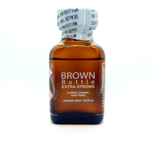 Brown Bottle 24