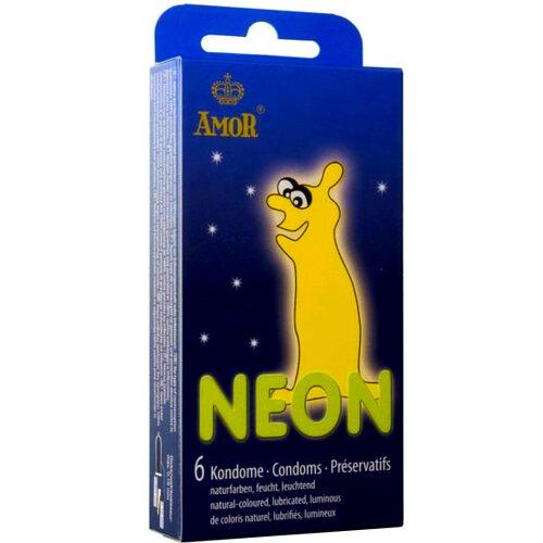 Неоновые презервативы