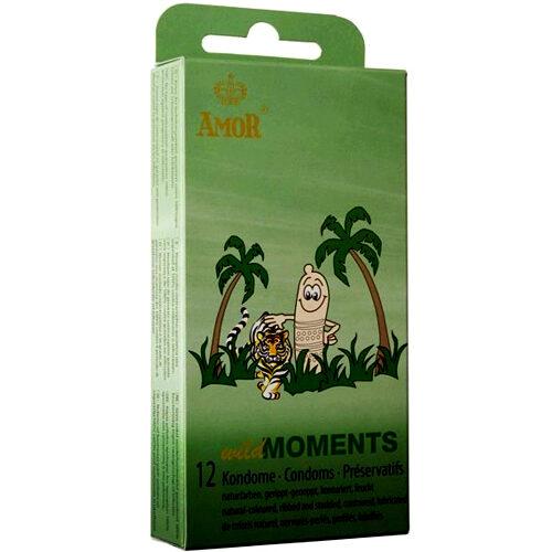 Презервативы Amor Wild Moments 12шт