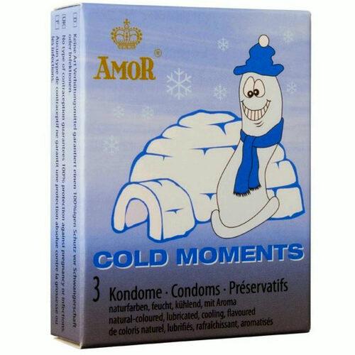 Amor Cold 3 шт. с охлаждающим эффектом