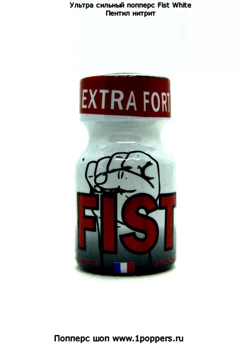 Попперс Fist White