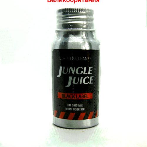 Poppers Jungle Juice Black UK 30мл.