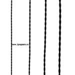 Набор силиконовых уретральных бужей 3 – 6мм