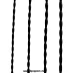 Набор длинных силиконовых уретральных бужей 7 – 10мм