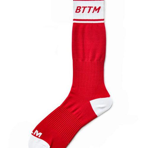 Гей фетиш носки Bottom красные