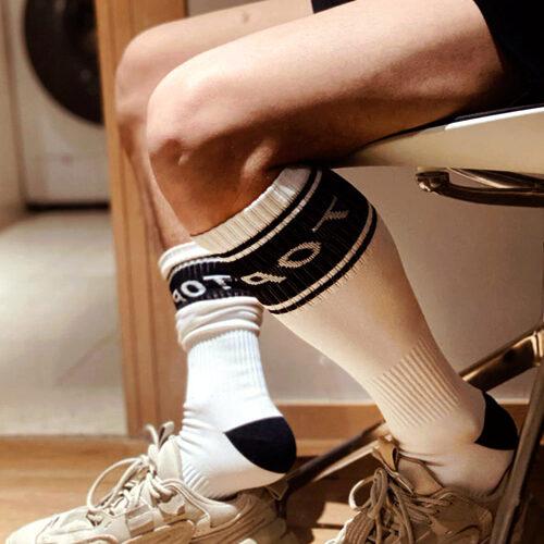 Длинные носки для геев