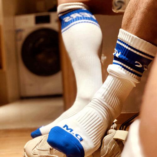 Длинные носки для геев с надписью