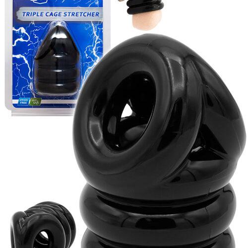 Болстретчер для утяжки члена и оттягивания яиц