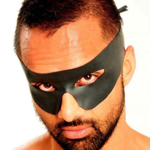 Латексная маска Zorro